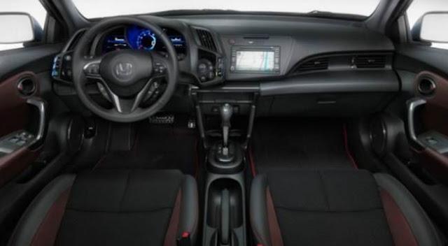 2018 Honda CR-Z Rumors, Redesign