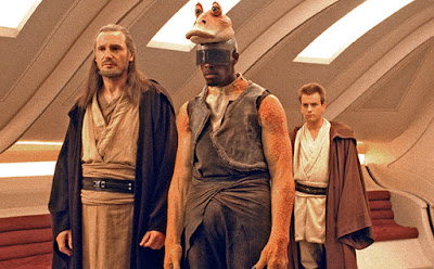 ahmed best jar jar