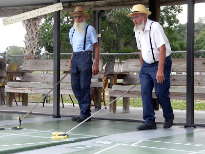 The Best of Shuffleboard or the Worse