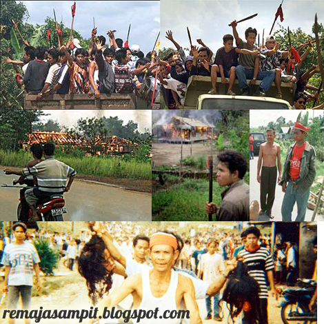 Ibnu Hasyim: Sampit Berdarah: Pertempuran Dayak & Madura.