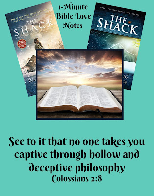 The Shack vs. the Bible