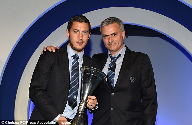 chelsea player of the year 2015