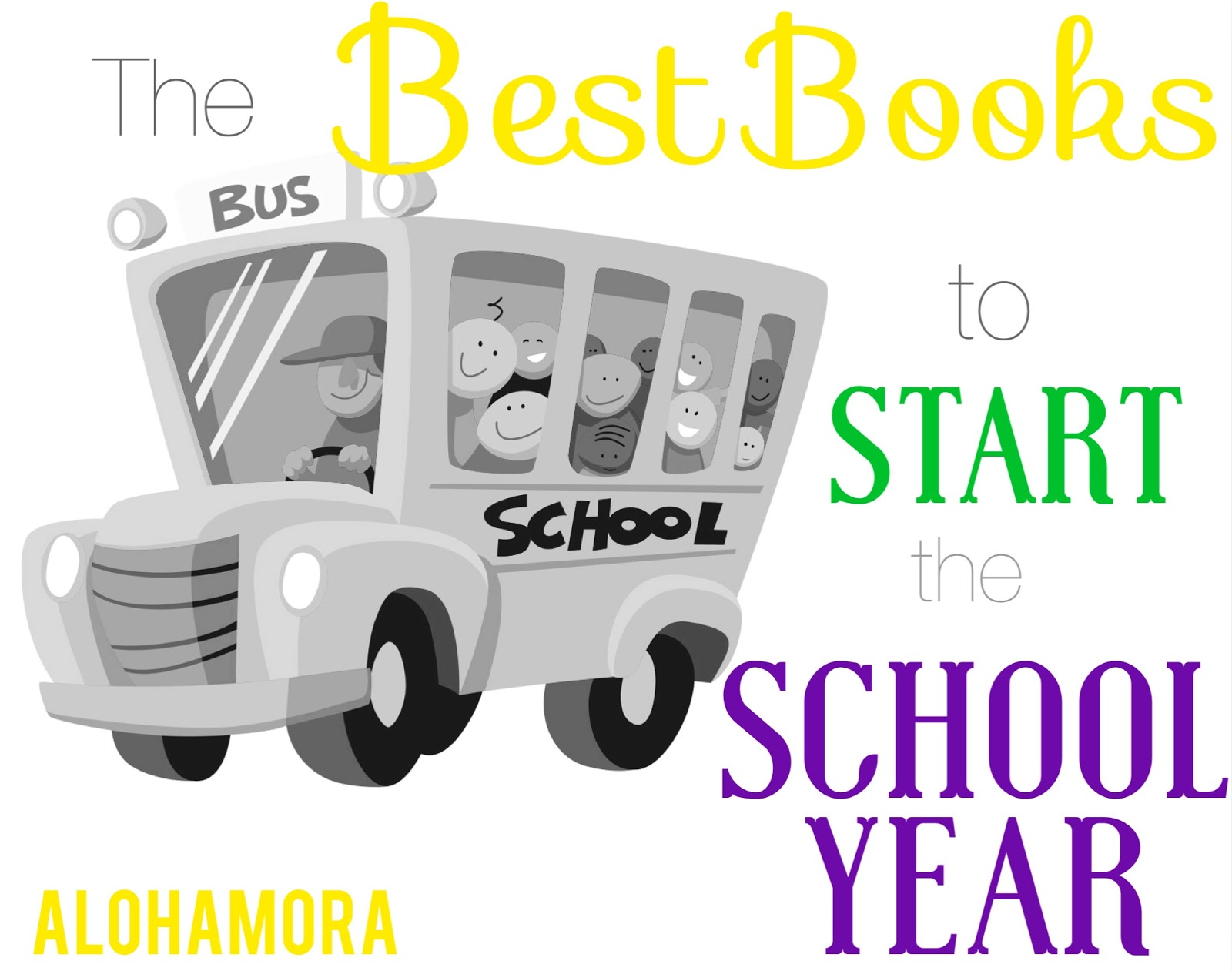 The Best Books to Start the School Year whether you are teacher looking for a great read aloud (picture or chapter book) or a student (elementary, middle/junior high, or high school) looking for a great book to start the year.  This book list has all the best ones.  Alohamora Open a Book http://www.alohamoraopenabook.blogspot.com/