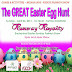Easter event : The Great Easter Egg Hunt at Nuvali :)