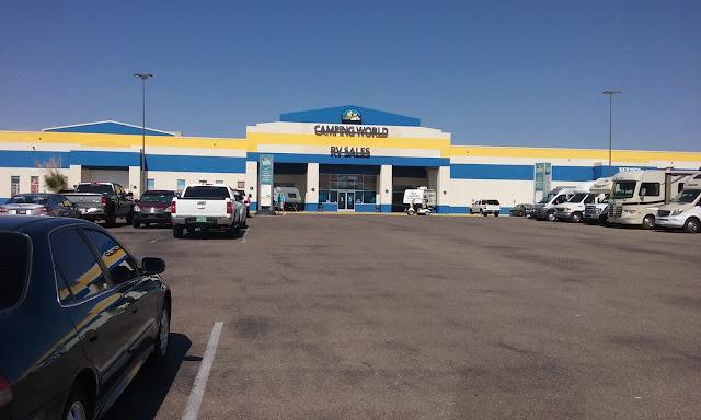 La Mesa Rv Albuquerque >> Armand S Rancho Del Cielo Albuquerque La Mesa Rv And Camping World
