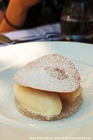 Lychee and Vanilla Ice Cream with Tapioca at Pirouette in Paris