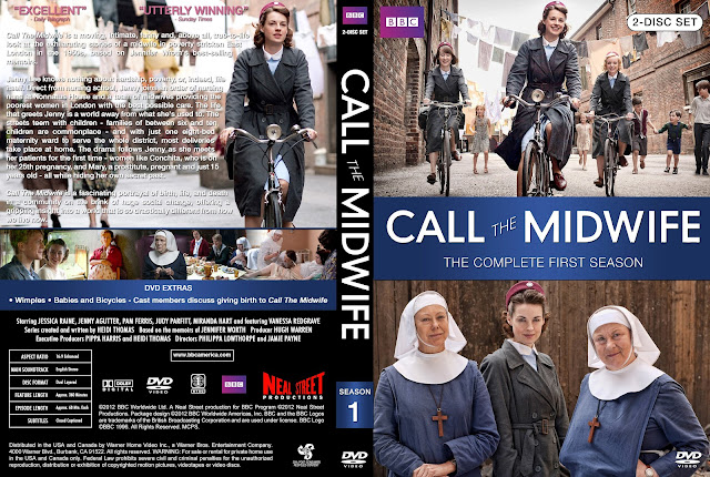 Call The Midwife Season 1 DVD Cover