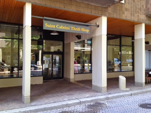 Cabrini clothing store