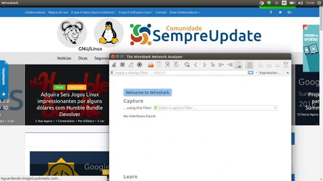 Como instalar o Wireshark 2.0.3 no Ubuntu/LinuxMint e derivados!