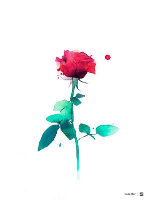 CASA SEAT: Rosas virtuales para Sant Jordi.