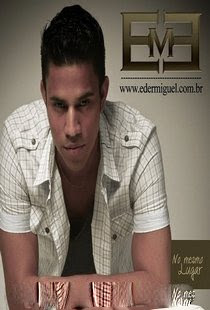 DVD Eder Miguel - No Samba Aracaju (2012)