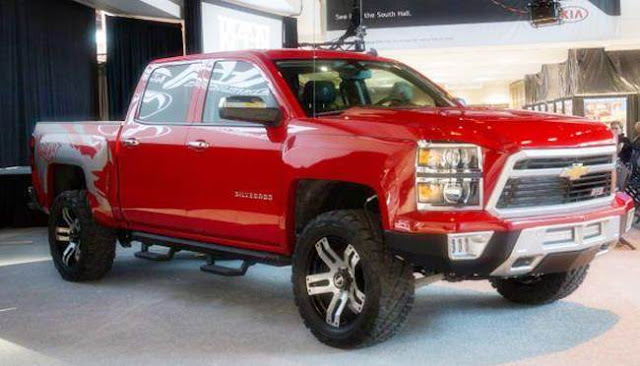 2017 chevy reaper redesign 2017 chevy reaper review exterior the