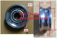 Bạc đạn 605Z là loại bạc đạn chuyên dụng được dùng trong ngành sản xuất se sợi