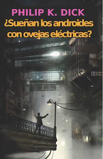 Resultado de imagen de libro de Blade Runner