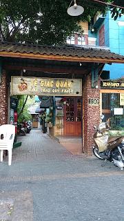 Tê Giác quán Vũng Tàu