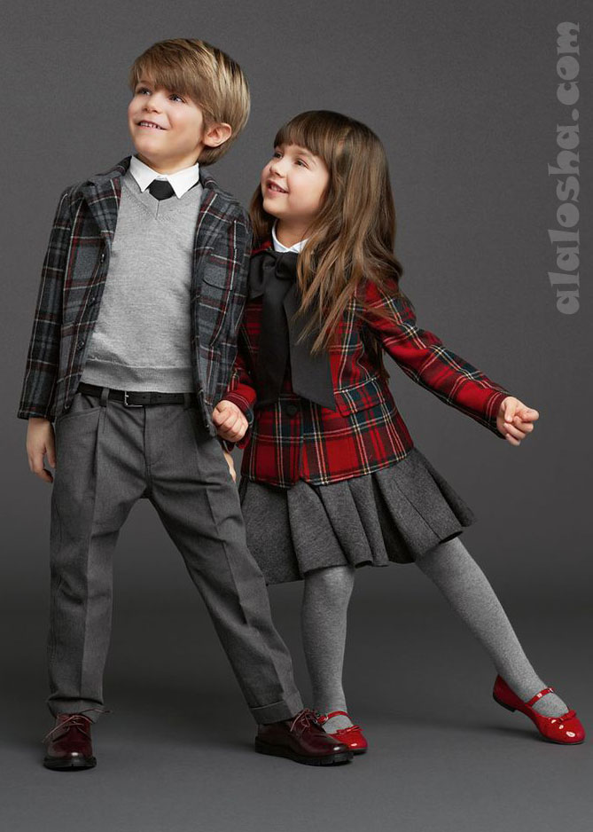 Back To School With Dolce  Gabbana-3129