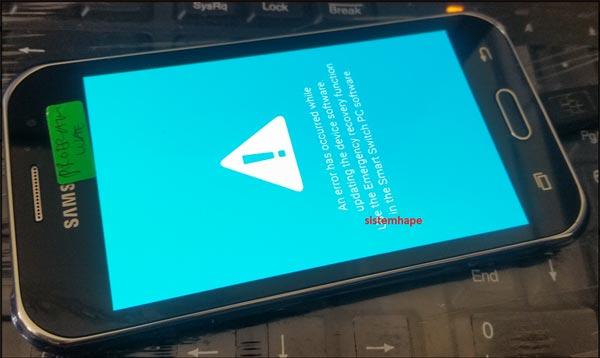 Cara Flash Samsung J1 Ace Sm J110g Dan Sm J111f Via Odin