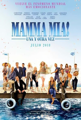 Mamma Mia Here We Go Again! 2018 Custom HD Dual Latino Cam