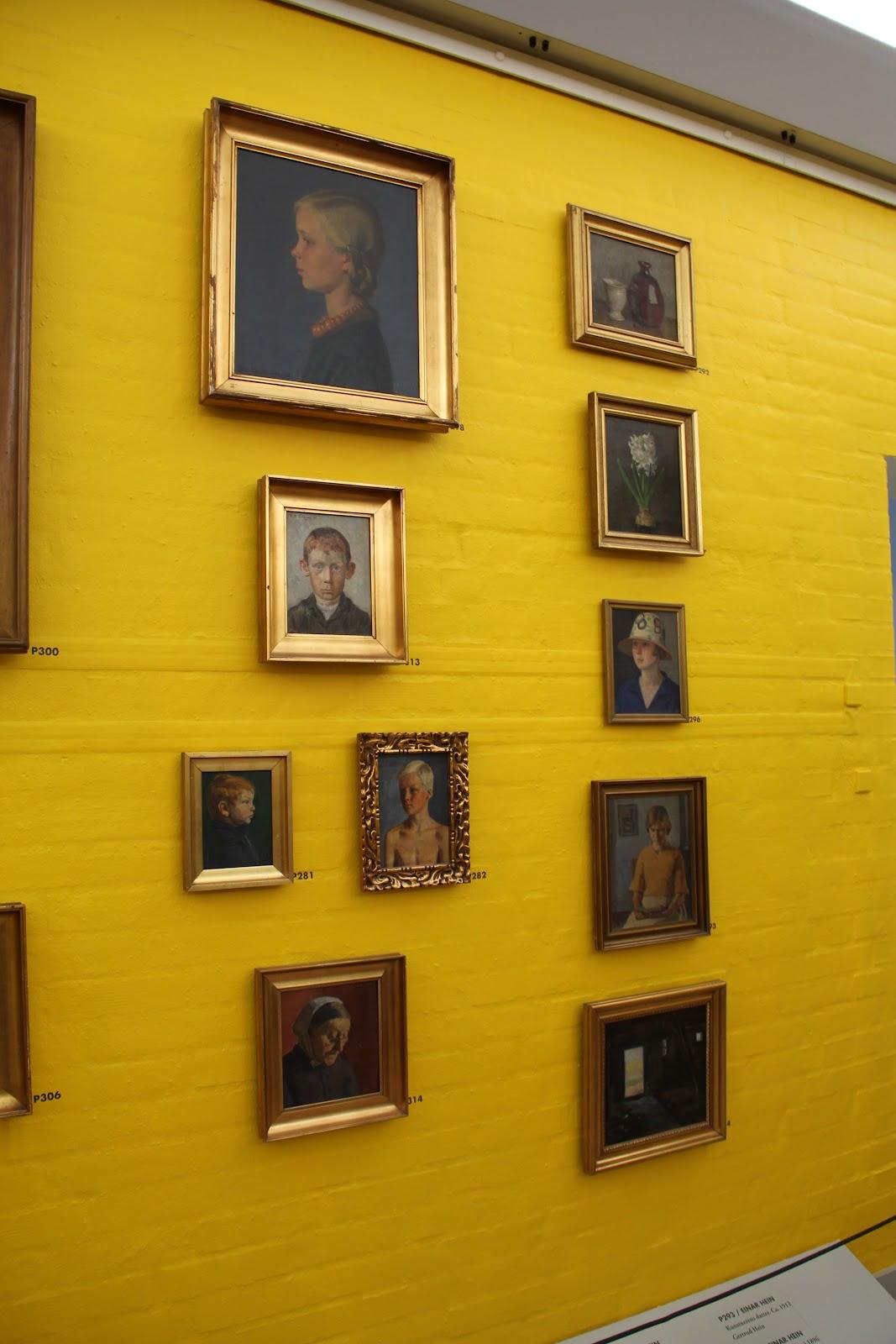 BY BORK: SKAGEN GULD - tur på museum