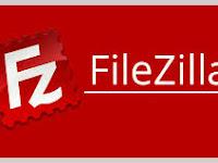 Upload dan Download File di Cpanel atau Server Hosting dengan FTP Filezilla