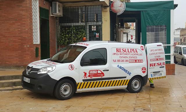 limpieza mantenimiento comunidades resulima sevilla