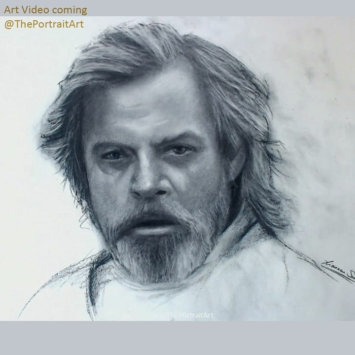 05-Luke-Skywalker-Mark-Hamill-Star-Wars-Xiaonan-Pencil-Charcoal-and-Pastel-Portrait-Drawings-www-designstack-co