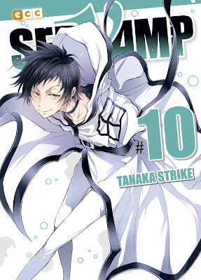 "Manga: Reseña de ""Servamp"" Vol.10 de Tanaka Strike - ECC Ediciones"