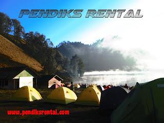 Rental Tenda Camping di Blitar