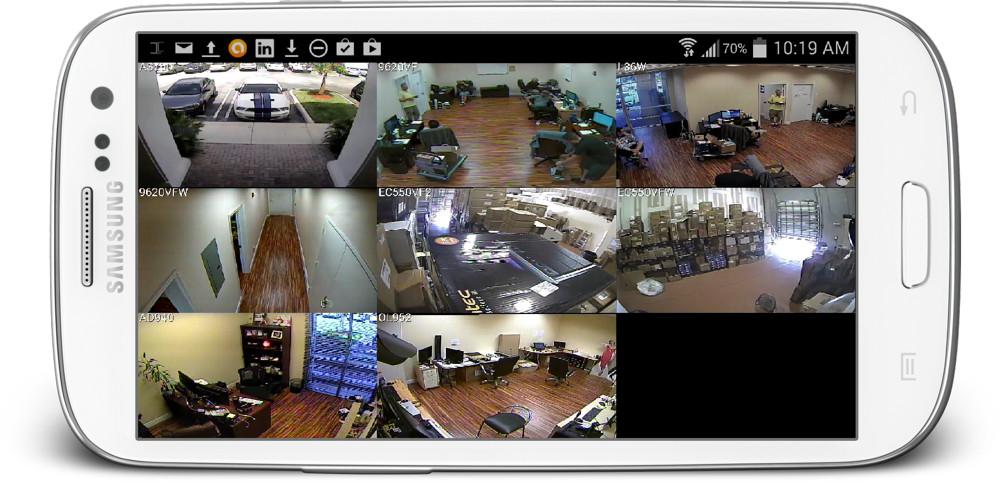 Cara Melihat CCTV dari Hp Android dengan Jarak Jauh