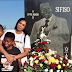PICS! Sfiso Ncwane's family remember him through prayer and song