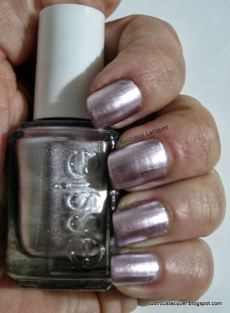 Essie Nothing Else Metals, Mirror Metallic Collection