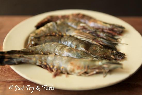 Resep Udang Goreng Tamarind  JTT
