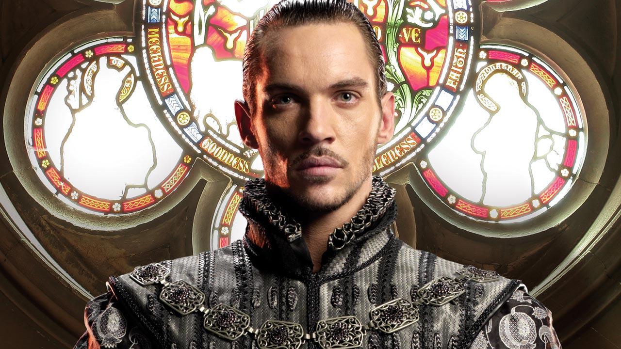 Jonathan Rhys-Meyers interpreta al rey Tudor Henry VIII