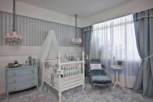 Fotos de dormitorios para beb s varones dormitorios for Decoracion dormitorio bebe varon