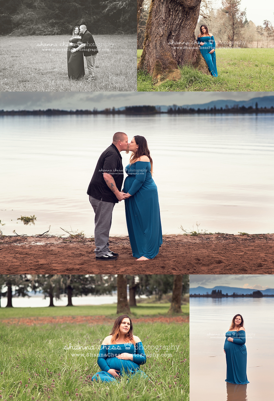eugene oregon maternity photographer