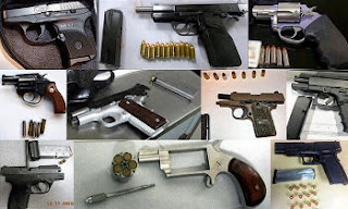 firearms found at airport