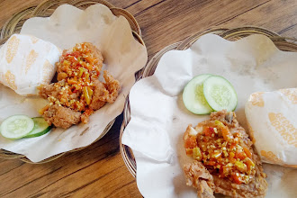 Review Geprek Bensu Jember, Geprek Ala Fast Food