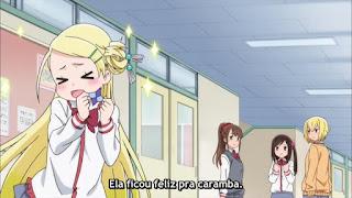 Hitoribocchi no Marumaru Seikatsu - Episódio 04