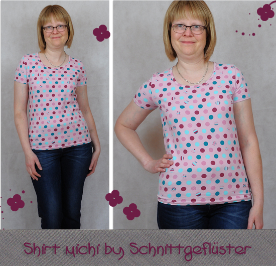 Shirt Michi by Schnittgeflüster