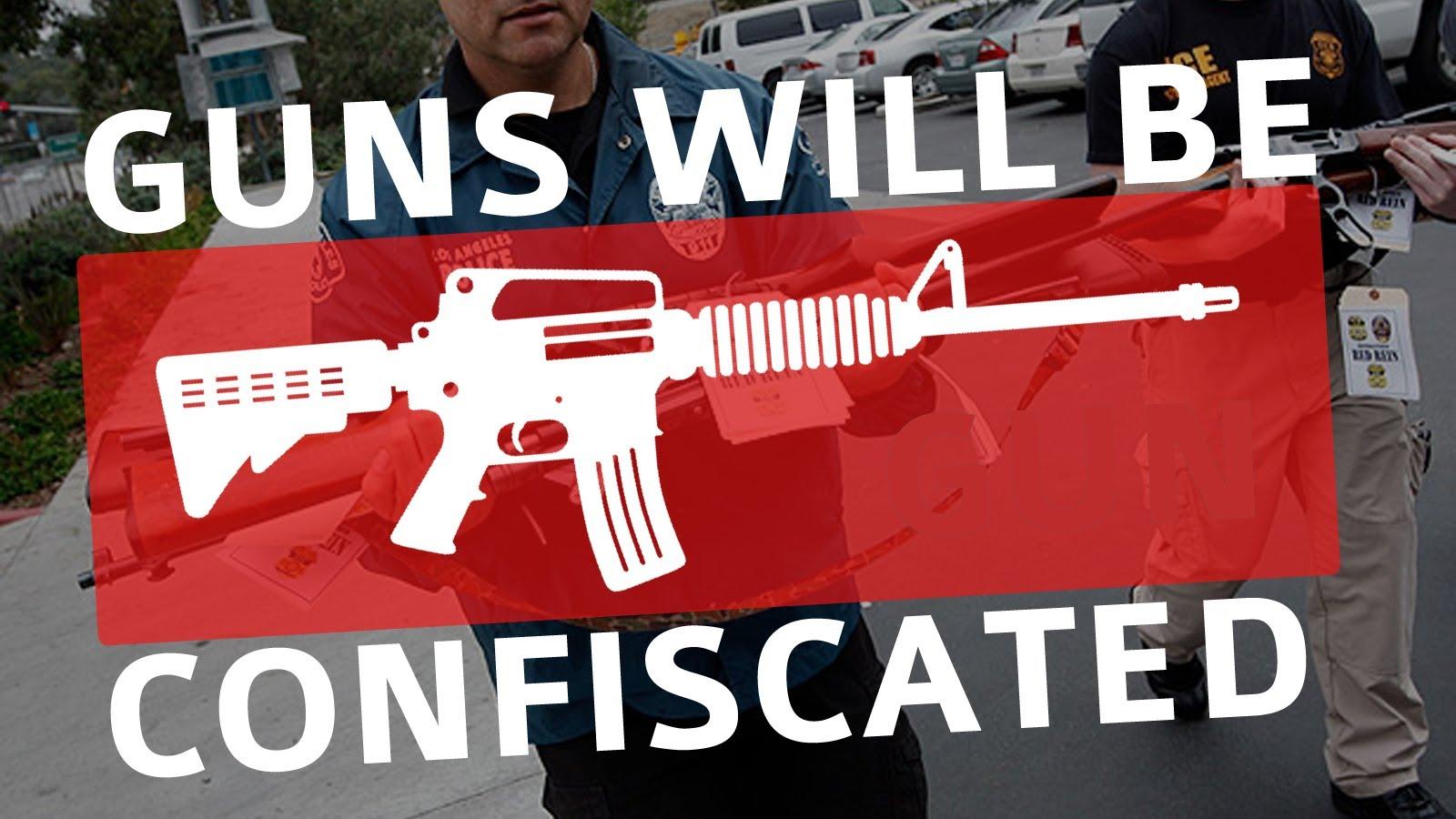 gun control, america, gun confiscated