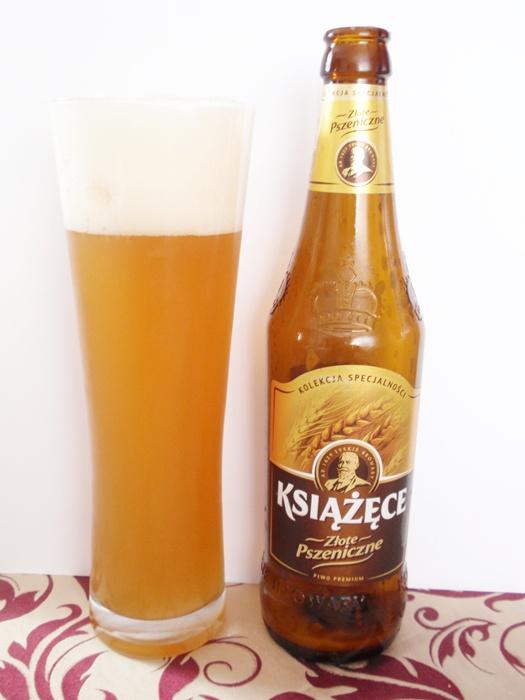 Piwa Naszego Powszedniego Książęce Złote Pszeniczne