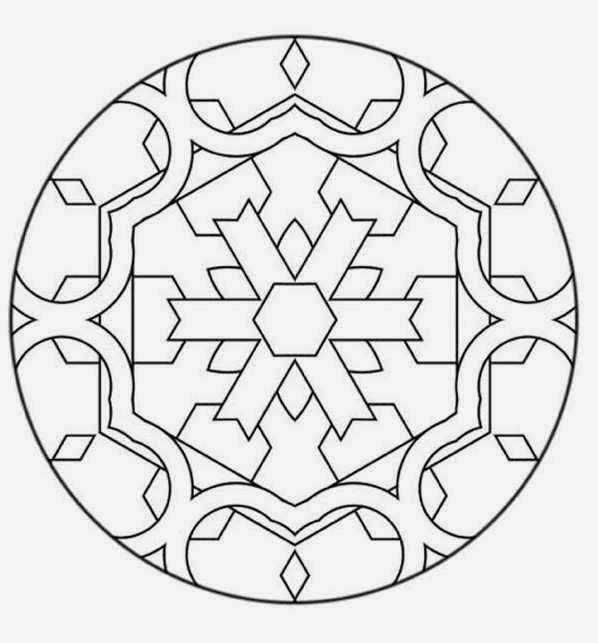 126 world mandala coloring pages for beginner for Mandala coloring pages for beginners