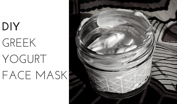 www.kwananju.com: DIY Greek Yogurt Face Mask
