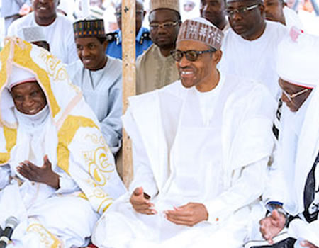President Buhari Sends Sallah Message - Urges Nigerians To Avoid Reckless Statements
