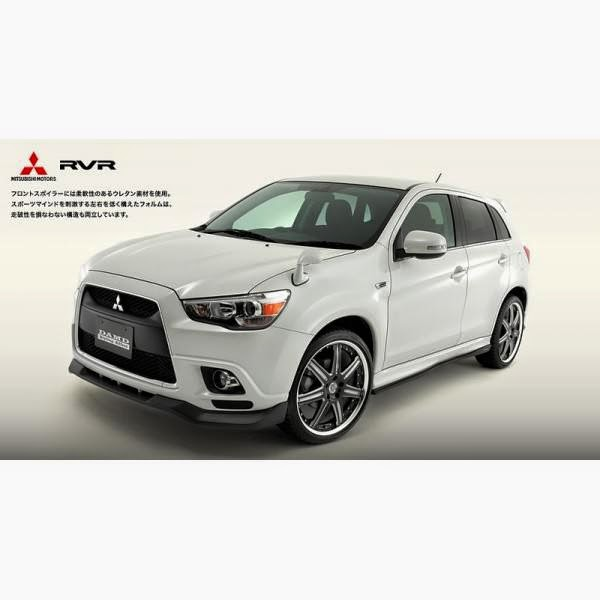 Body Kit Mitsubishi Outlander DAMD