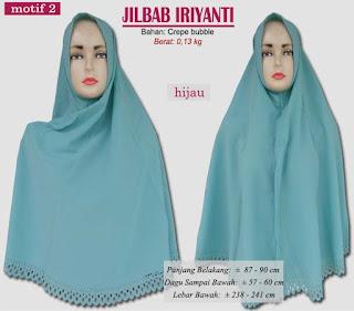 jilbab cutting cantik iriyanti-motif 2