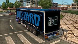 Blizzard trailer mod