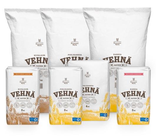 30 Gorgeous Flour Package Designs - Jayce-o-Yesta