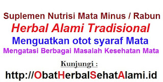 Obat alami turunkan mata minus or rabun dg kapsul toga aini~bilberry HPAI