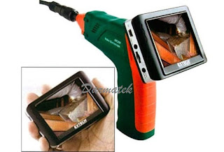 Jual EXTECH BR 250 -- Video Borescope/Wireless Inspection Camera